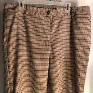 Talbots Signature style pants NWT, 16